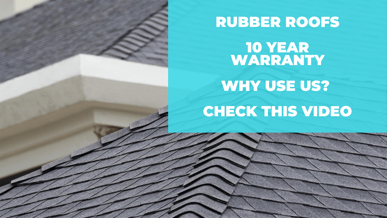 Rubber Roofs Waterproofing Experts