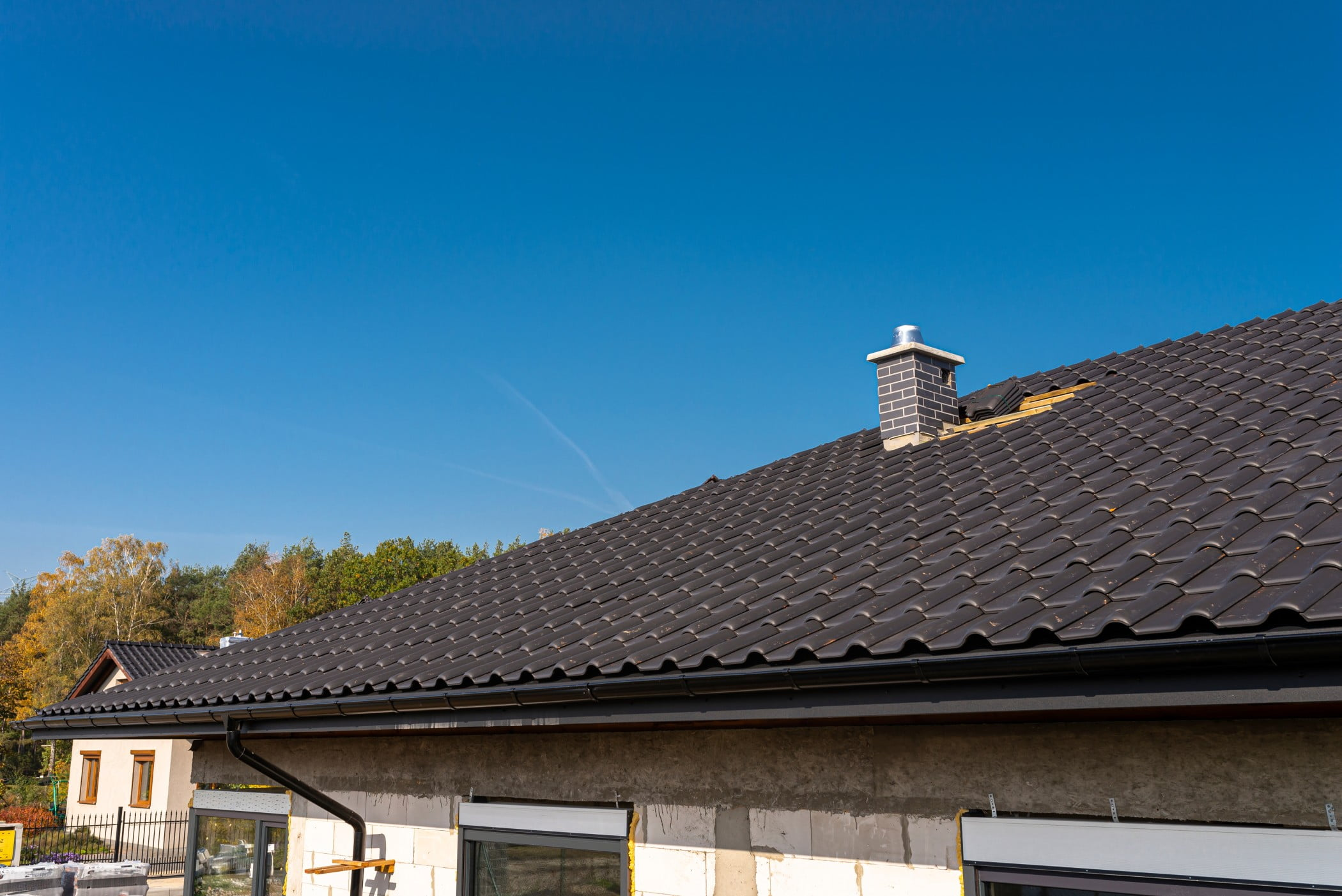 Rubber Coating Concrete Roofs For Waterproofing And Other Benefits