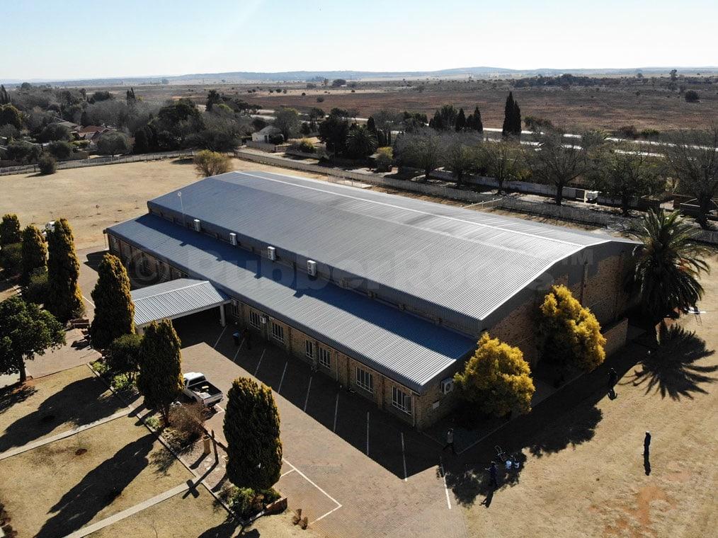 Industrial Roof Repair - Roof Waterproofing Johannesburg