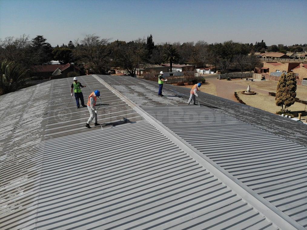 Factory Roof Repair - Industrial Roof Waterproofing Company