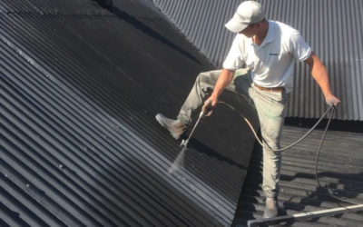 How much does it cost to waterproof a roof?